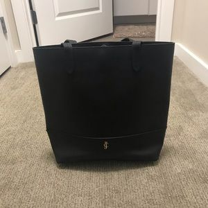 Juicy Couture 100% Leather Tote